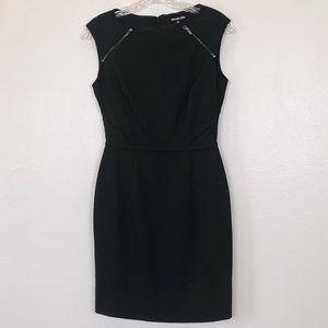 Gianni Bini LBD Black Sleeveless Mini Dress